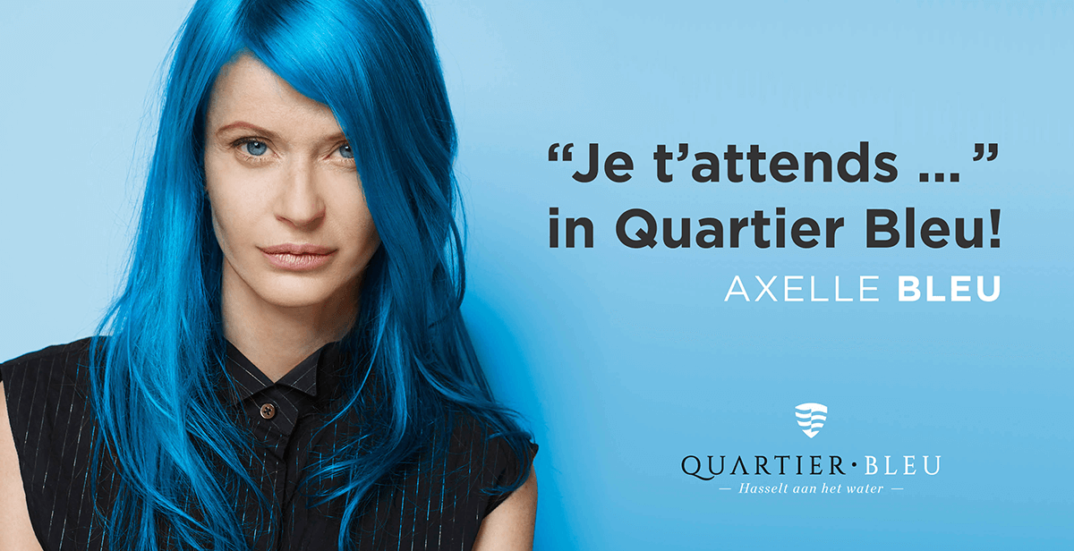 Quartier Bleu Axelle Red