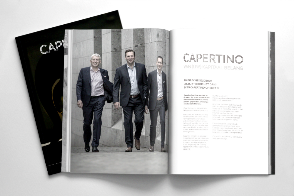 Capertino brochure